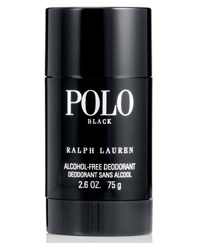 美容・コスメ・香水, 香水・フレグランス RALPH LAURENPOLO BLACK DEODORANT STICK 75g for Men 75g: