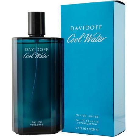 美容・コスメ・香水, 香水・フレグランス DAVIDOFFCOOL WATER EDT 200ml 200ml::