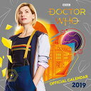 Doctor Who Official 2019 Calendar - Square Wall Calendar Formatの商品画像