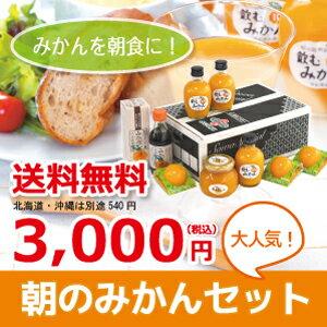 【送料無料】朝のみかんセット【N】商品画像