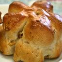 【くるみパン】こんがりふわふわ・カリフォルニア産くるみを贅沢