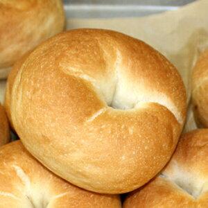 ベーグル プレーン もっちり ふんわり 無添加 安心 美味しい 冷凍パン 手作り ギフト のし 簡単解凍 詰め合わせにも