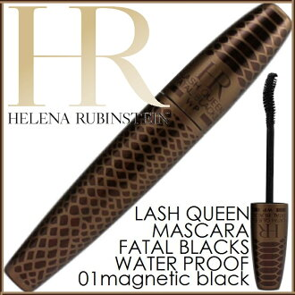 "Helena Rubinstein lash Queen Cobra black waterproof 7.2 ml 01 magnetic black ' mascara» ""3605521405418"""