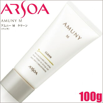 "Arsoa headquarters Amjad M clean 100 g «packs» ""4580366698708"""