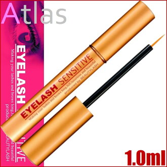 "Atlas Eyelash sensitive 1.0 ml [Eyelash hair essence» ""4544877505955"""