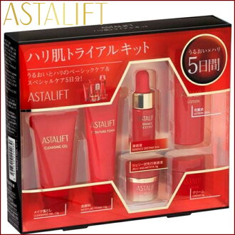 "Fuji Film asutarifuto Hari skin trial Kit 5 days ' trial set» ""4547410224030"""