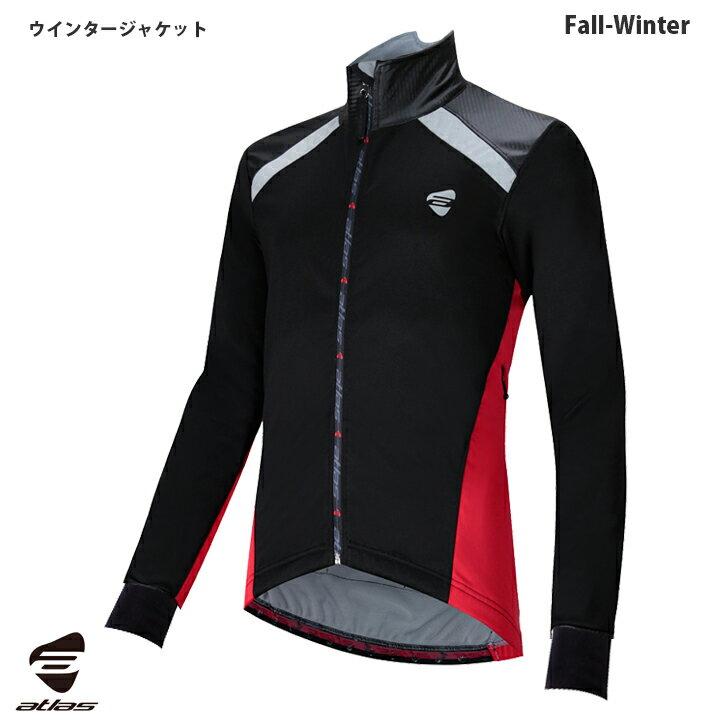 【楽天市場】送料無料】[ATLAS]ウインタージャケット(真冬用。防寒・防風 自転車用、サイクリングに):スポーツ