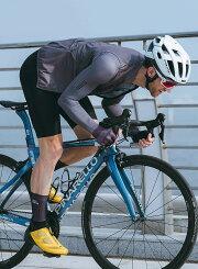 Monton[モントン]ウインドベスト[防風軽量自転車用/男女兼用サイクリング]2020Skull【店頭受取対応商品】