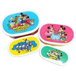 ディズニー4PランチボックスミッキーマウスファミリーランチAPDS3376/Kiitosキートス