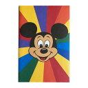 Disney ディズニー ノスタルジカ ミッキー レインボー ポチ袋 DSST602N Kiitos キートス / スモール・プラネット