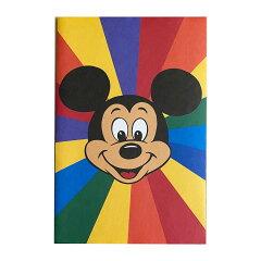 Disneyディズニーノスタルジカミッキーレインボーポチ袋DSST602NKiitosキートス/スモール・プラネット