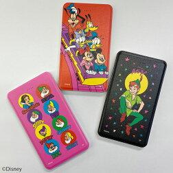 Disneyディズニーノスタルジカピーター・パン/ミッキー&フレンズジェットコースター/白雪姫ピンクモバイルバッテリーDS1654ECN_DS1656ECN