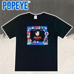POPEYEポパイゲームTシャツPYAP23_PYAP24