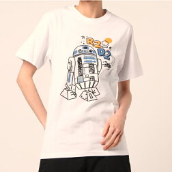 STARWARSTシャツSWキャラクターホワイトMサイズ数量限定SWAP705/Kiitosキートス