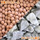 ゲルマニウム鉱石 と 有機 ゲル...