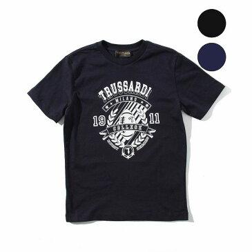 TRUSSARDI トラサルディ プリント Tシャツ カットソー ブランド 子供服 こども服 男の子 キッズ かっこいい おしゃれ【正規輸入品】