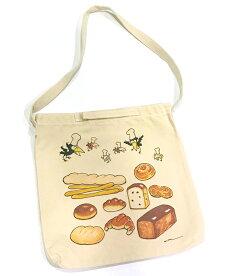 からすのパンやさんからす2WAYショルダーバッグトートバッグ帆布絵本キャラクター
