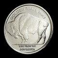 インディアンバッファロー銀貨1/10オンス2014年製シルバーコインアメリカ造幣局発行