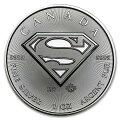 スーパーマン銀貨1オンスカナダ王室造幣局発行