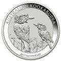 かわせみ銀貨1オンス2017年製オーストラリアパース造幣局発行(表)