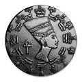 エジプト王妃ネフェルティティ銀貨1/10オンス