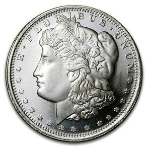 [Новое / нераскрытое] Серебряная монета с дизайном в долларах gMorgan 1 унция прозрачный футляр h Страна происхождения США Монеты из стерлингового серебра 31,1 г Серебряные монеты Серебряные монеты << Подлинная гарантия душевного спокойствия >> [С гарантией, в сумочке]