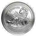 スコーピオン銀貨1オンス