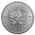 メイプル銀貨1オンスカナダ王室造幣局発行2019