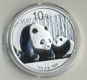1オンスのパンダ銀貨です。コレクションはいかがでしょうか?☆地金関連☆入手困難☆純銀(銀/9...