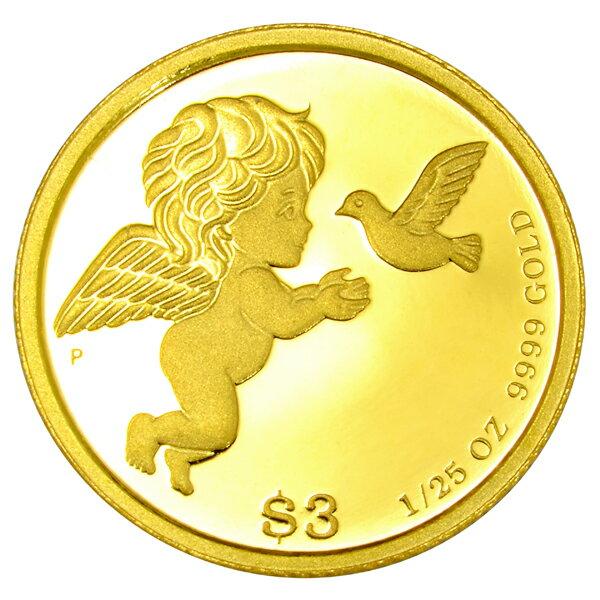 ツバルエンジェル金貨