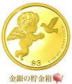 ツバルエンジェル金貨1/25オンス2020年logo