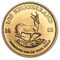 クルーガーランド金貨1/10オンス2015年南アフリカ共和国造幣局