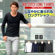 Tシャツ ランダム ストレッチ ホワイト ブラック カットソー