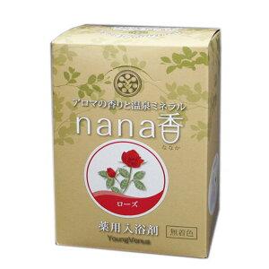 Young Venus Лекарственное средство для ванн с запахом наны Аромат розы 1 коробка (5 пакетиков) Неокрашенное, слегка ароматное лекарство Внешние части