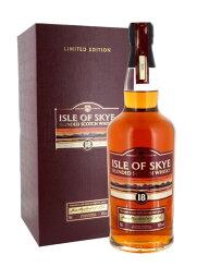 アイル・オブ・スカイ 18年 700ml 40度 箱付 Isle of Skye 18 YEARS ブレンデッドスコッチウイスキー