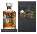 【東京都在住限定】 サントリー 響 21年 意匠ボトル(花鳥風月)700ml 43度 専用木箱付き ブレンデッドウイスキー SUNTORY HIBIKI 21 Years Old Japanese Whisky A07946