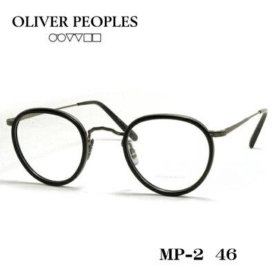OLIVER PEOPLESラウンドメガネ5