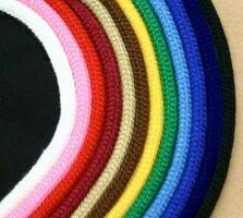 カラー紐《ファッションコード》【約4mm巾×約3m】
