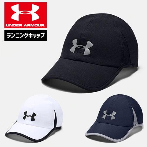 ebf99c5811d46 ポイントアップ アンダーアーマー メンズ キャップ 帽子 ランニング リフレクター オールシーズンギア(春秋用)