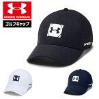 アンダーアーマー メンズ キャップ ゴルフ ゴルフキャップ ジョーダンスピース 帽子 1328667 UNDER ARMOUR オフィシャルツアーキャップ3.0