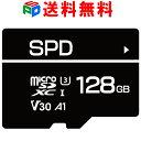 microSDXC 128GB SPD 7年保証 4K動画録