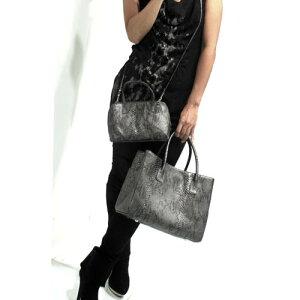 SPECCHIO スペッチオ2個Setパイソンバッグ[NEW親子Bag]【フォーマル】【バック】【結婚式・パーティー・お呼ばれ・お出掛け】