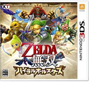 【2016/01/21発売】3DS ゼルダ無双 ハイラルオールスターズ プレミアムBOX【初回…