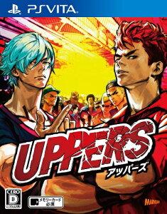 【2016年07月14日発売】★新品★PS Vita UPPERS(アッパーズ)【先着購入特典…