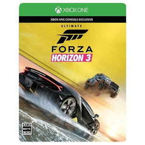 【2016年09月23日発売】★新品★XboxOne Forza Horizon 3 アルティ…