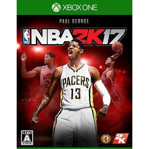 【2016年10月20日発売】★新品★XboxOne NBA 2K17