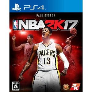 【2016年10月20日発売】★新品★PS4 NBA 2K17 【早期購入特典付き】