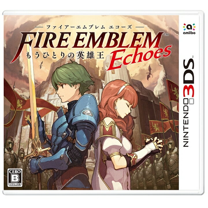 Nintendo 3DS・2DS, ソフト 3DS Echoes