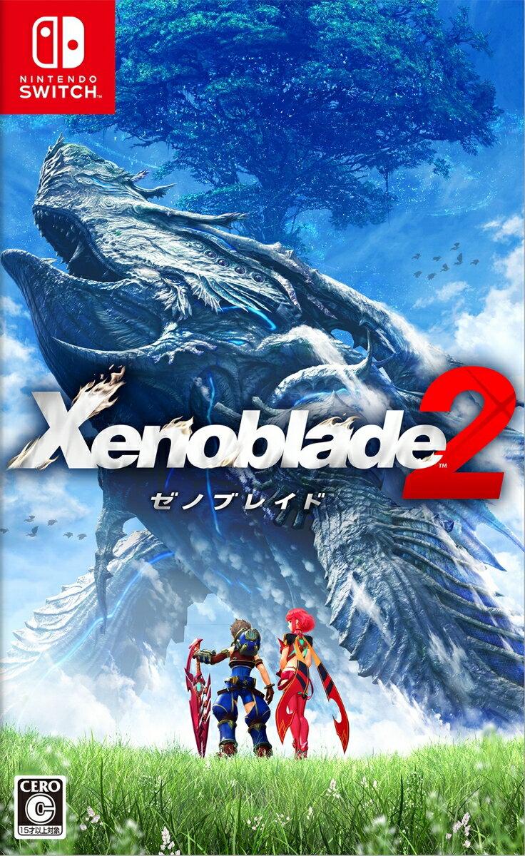 Nintendo Switch, ソフト NSW Xenoblade220171201