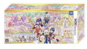 【発売日前日出荷★新品】3DS アイドルタイムプリパラ 夢オールスターライブ!ゴージャスパック…